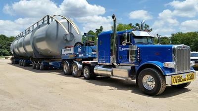 Heavy haulers in North America go for the Faymonville HighwayMAX