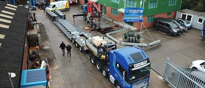 CombiMAX for Metcalfe in the UK