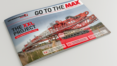 """Go to the MAX"" nr. 28 - The news magazine by Faymonville"
