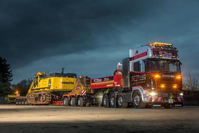 Always ahead! The Faymonville Group at bauma