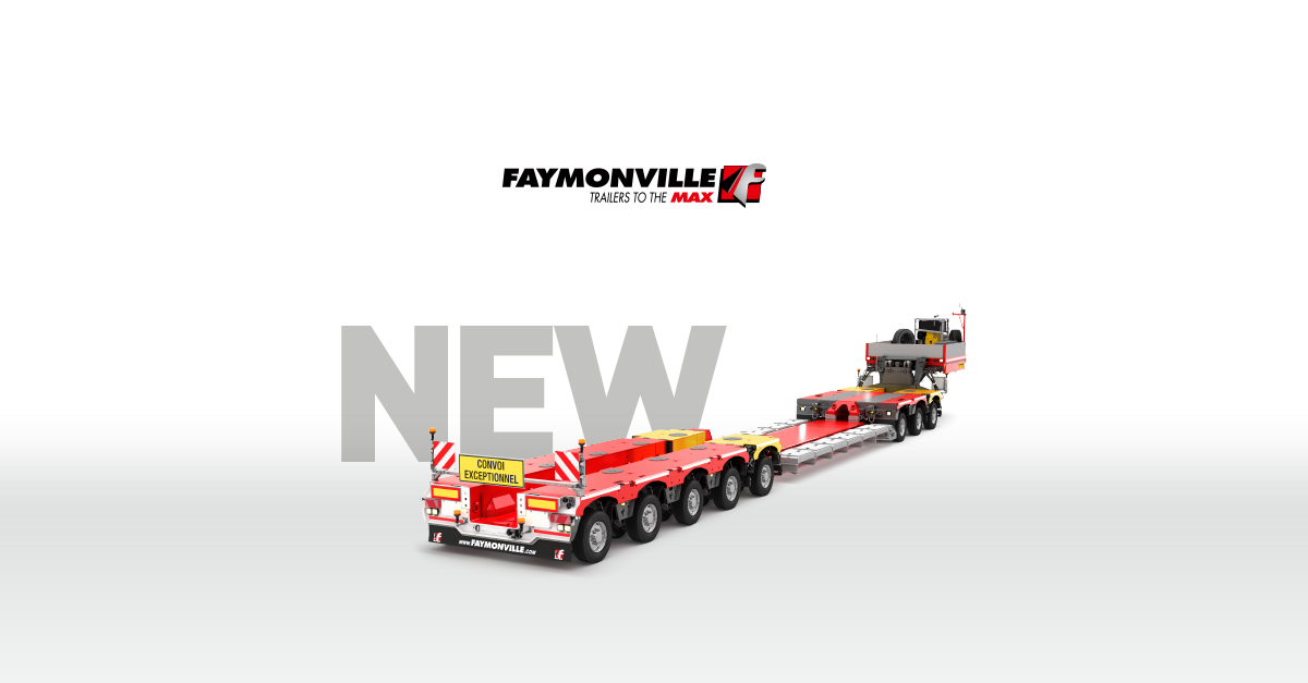 Always ahead! The Faymonville Group at bauma 2019