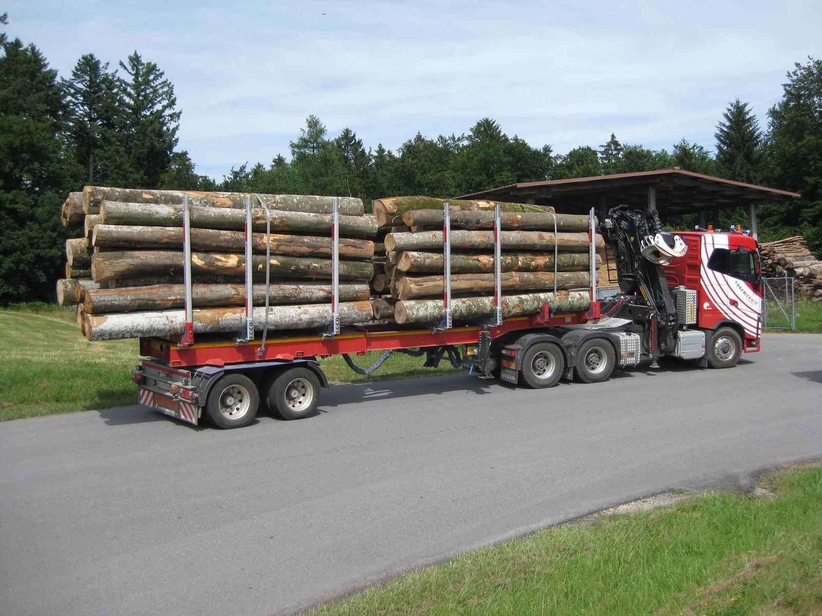Фото прицеп для перевозки леса