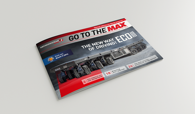 """Go to the MAX"" nr. 31 - Discover the special edition for North America"