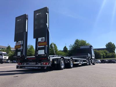 Lindig remains loyal to the low-loader MultiMAX Plus